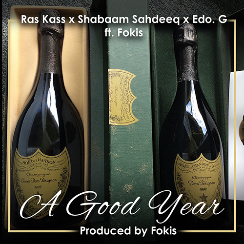 "Shabaam Sahdeeq, Edo. G e Fokis collaborano con Ras Kass in ""A Good Year"""