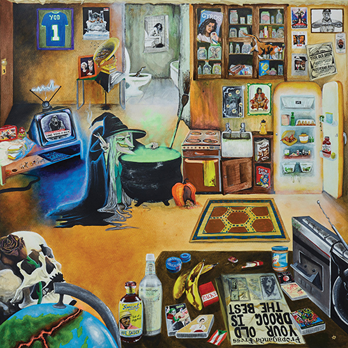 """It Wasn't Even Close"" e' il nuovo disco di Your Old Droog"