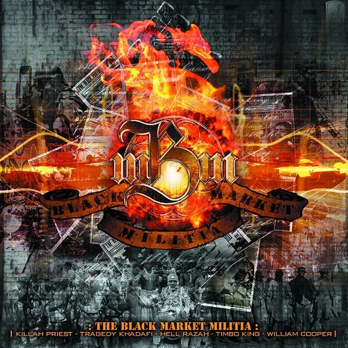 The Black Market Militia – The Black Market Militia