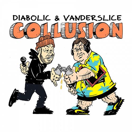 Diabolic & Vanderslice – Collusion