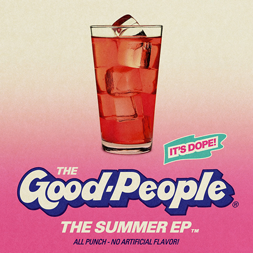 """The Summer EP"" e' il nuovo progetto del duo The Good People"