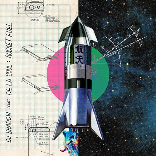"Dj Shadow ospita i De La Soul in ""Rocket Fuel"""