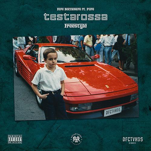 "Fure Boccamara pubblica ""Testarossa freestyle"""