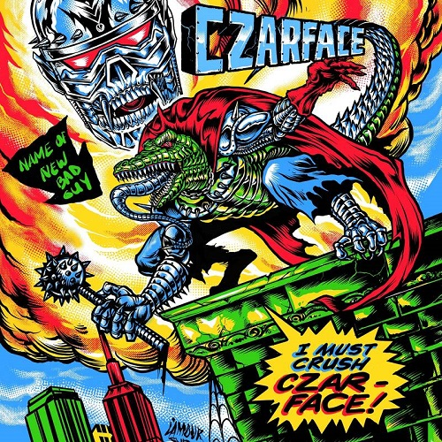 """The Odd Czar Against Us"" e' il nuovo progetto del trio Czarface"