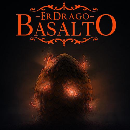 "Er Drago pubblica ""Basalto"" in CD"