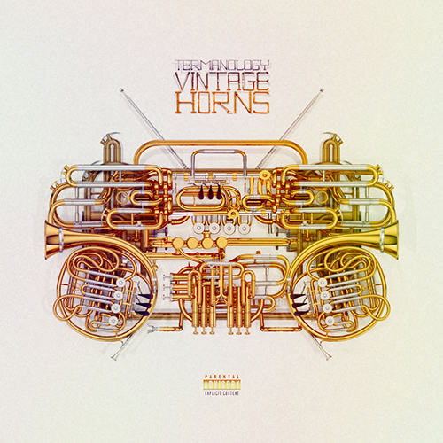 """Vintage Horns"" e' il nuovo disco di Termanology"
