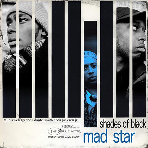 "David Begun pubblica ""Mad Star: Shades Of Black"""
