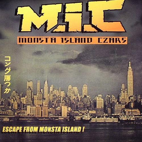 Monsta Island Czars – Escape From Monsta Island!