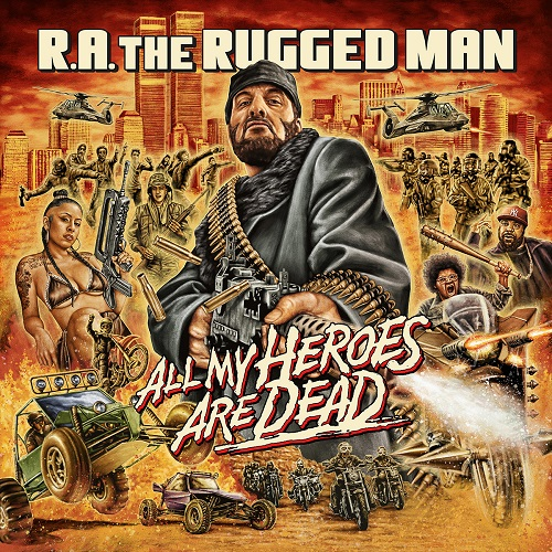 """Gotta Be Dope"" e' il nuovo video di R.A. The Rugged Man"