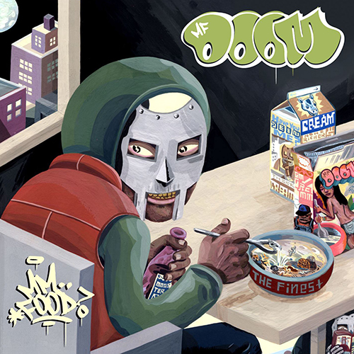 MF Doom – MM..Food?