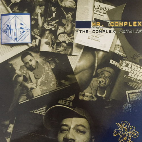 Mr. Complex – The Complex Catalog
