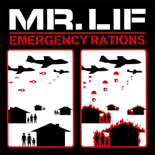 Mr. Lif – Emergency Rations