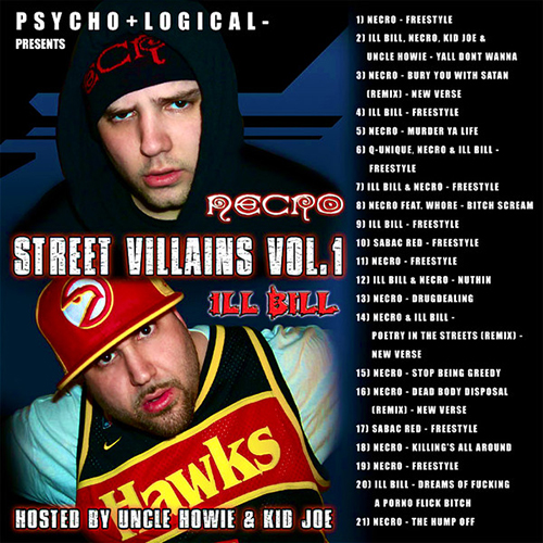 Necro and Ill Bill – Street Villains Vol. 1