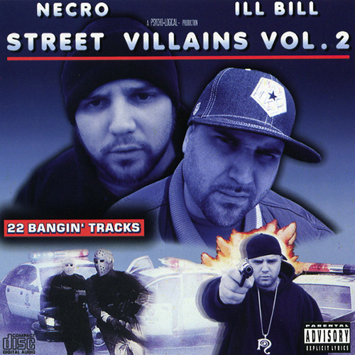 Necro and Ill Bill – Street Villains Vol. 2