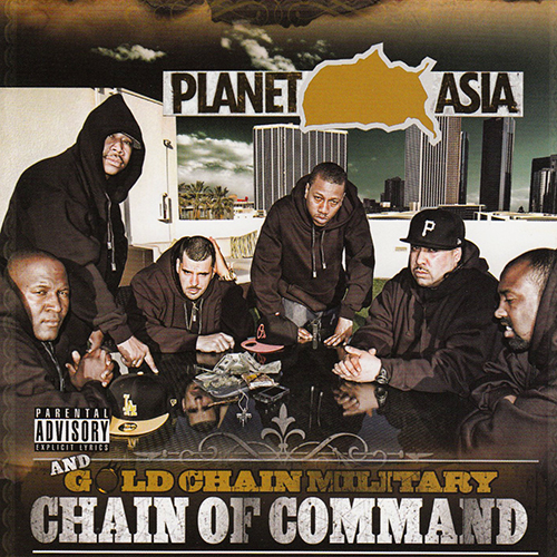 Planet Asia and Goldchain Military – Chain Of Command