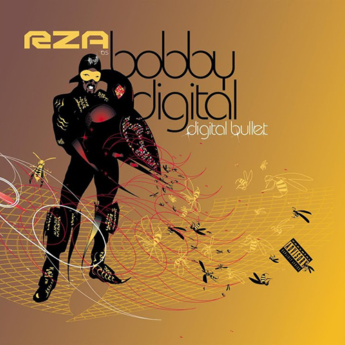 The RZA as Bobby Digital – Digital Bullet