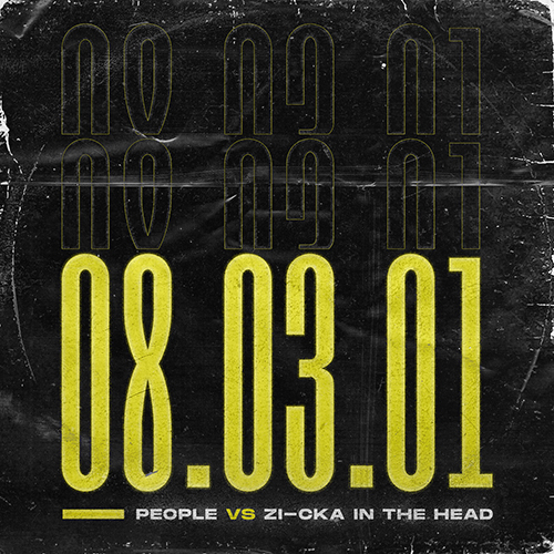 """08​-03​-01"" e' il nuovo EP di People in my Head"