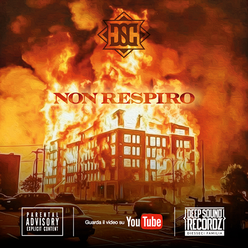 """Non respiro"" e' il nuovo video dei Deep Sound Creed"