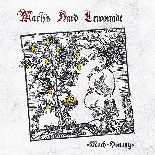 """""""Mach's Hard Lemonade"""" e' il nuovo disco di Mach-Hommy"""