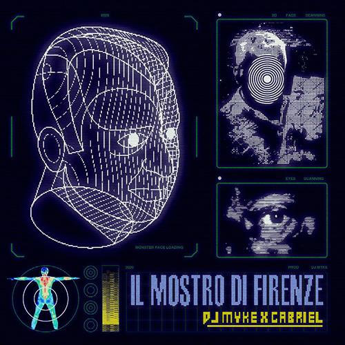 """""""Il mostro di Firenze"""" e' il nuovo singolo di Dj Myke e Gabriel"""