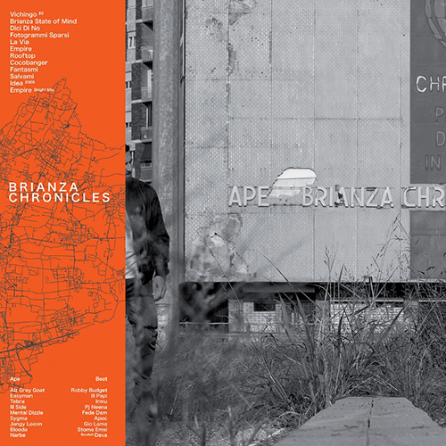 """Brianza chronicles"" e' l'ultimo album di Ape"