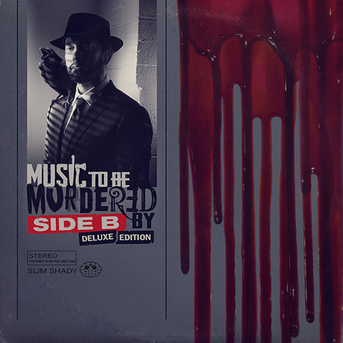 Eminem – Music To Be Murdered By: Side B (Deluxe Edition)