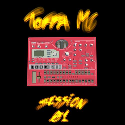 """Toffa MC (Cani Sciolti Click) pubblica il beat tape """"Session 01"""""""