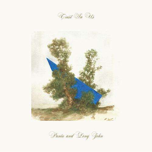 """Trust in us"" e' il primo album ufficiale di Pantu e Long John"