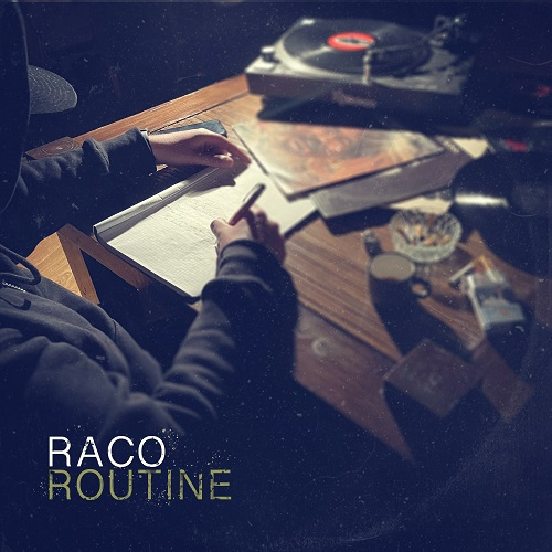 """Routine"" e' il nuovo EP di Raco per WaterSoul Records"
