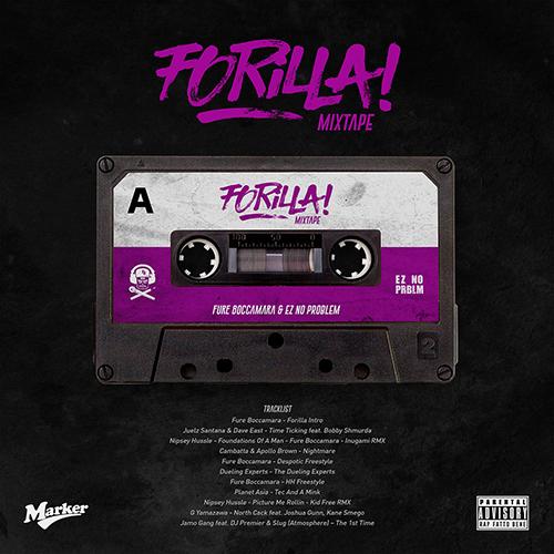 """Fure Boccamara pubblica """"Forilla mixtape"""""""