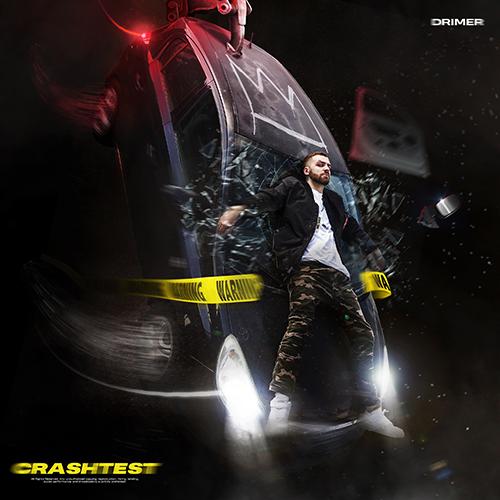 """""""Crashtest"""" e' il nuovo album di Drimer"""