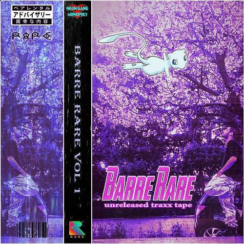 """William Pascal pubblica """"Barre rare vol. 1 – unreleased traxx tape"""""""