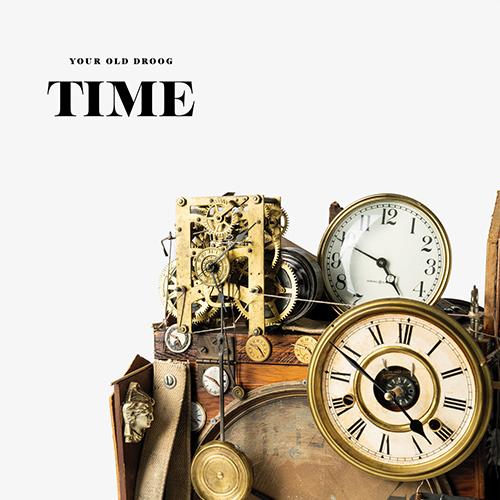 """""""Time"""" e' il nuovo album di Your Old Droog"""