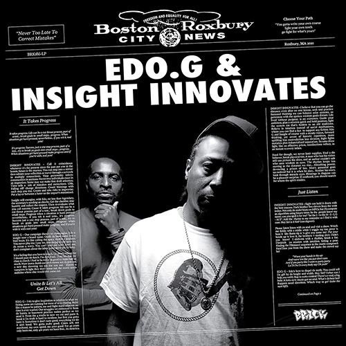 Edo. G & Insight Innovates – It Takes Progress