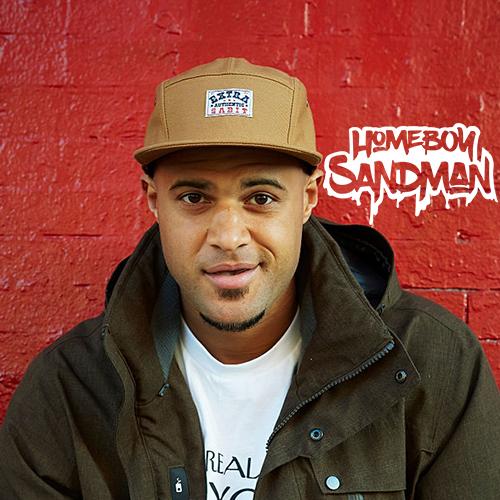 Intervista a Homeboy Sandman (26/07/2021)