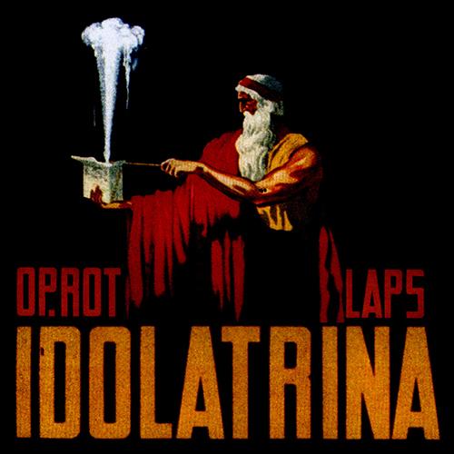 """""""Idolatrina"""" e' il nuovo singolo di Op.Rot e Laps"""