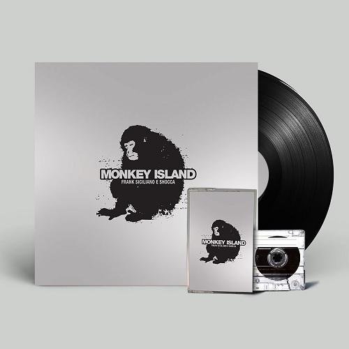 """Aldebaran Records ristampa in vinile """"Monkey island"""" di Frank Siciliano"""