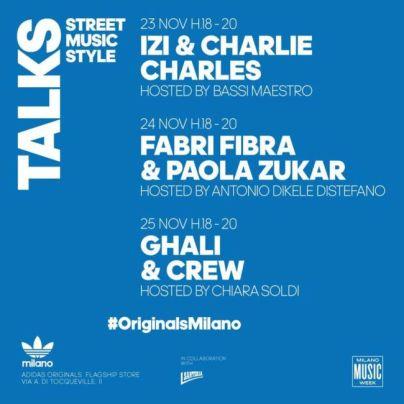 Adidas Originals talk