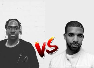 Pusha T Drake dissing