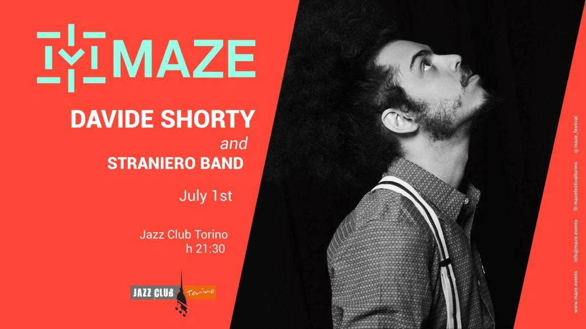 Davide Shorty Maze Festival