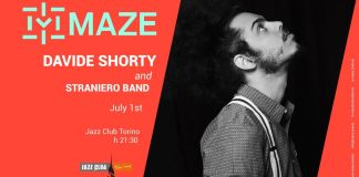 Davide Shorty Maze Festival