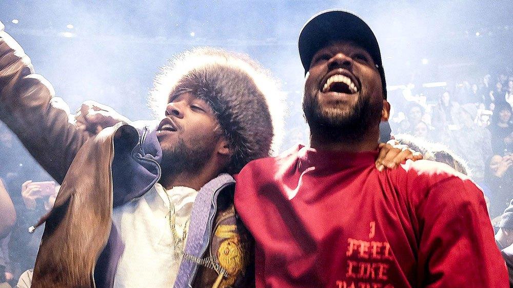 Kanye West Kid Cudi