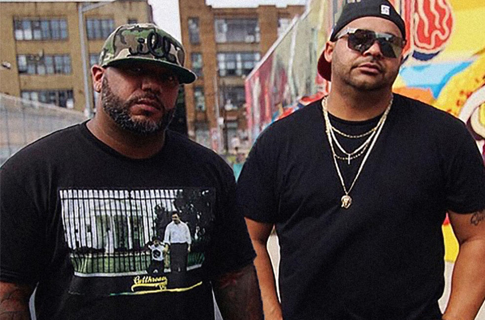 Apollo Brown e Joell Ortiz
