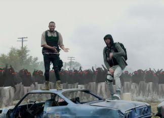 Eminem video di Lucky You