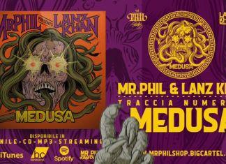 Lanz Khan Mr Phil Medusa EP
