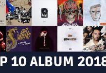migliori dischi rap pubblicati in Italia nel 2018