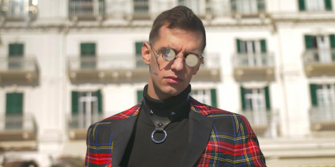 Achille Lauro a Sanremo