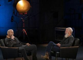 Kanye West e David Letterman - Rapologia.it