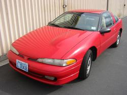 My 1993 Eclipse--the car that would not die