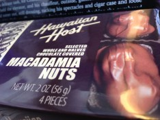 You know you've been to a Hawaiian FBO when they foist a box of chocolate covered macadamia nuts on you.